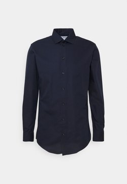 Selected Homme - SLHSLIMETHAN SHIRT CLASSIC - Formal shirt - peacoat
