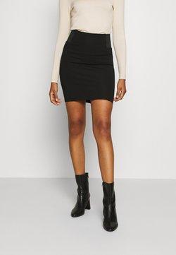 Vero Moda - VMTAVA SKIRT - Minijupe - black