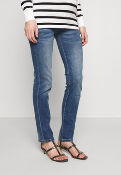 MAMALICIOUS - MLVILNIUS - Straight leg jeans - medium blue denim