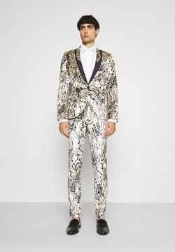 Twisted Tailor - STEELE SUIT - Anzug - champagne