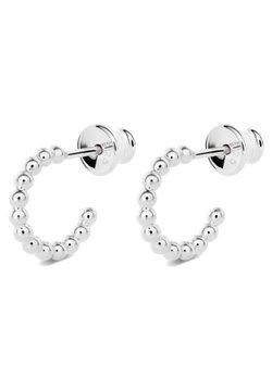 No More - CHAMPAGNE HOOP EARRINGS - Ohrringe - silver