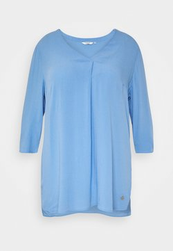 MY TRUE ME TOM TAILOR - Blusa - sea blue