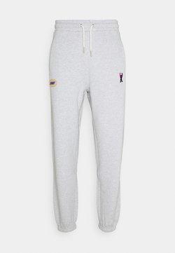 Grimey - UBIQUITY UNISEX - Jogginghose - sport grey