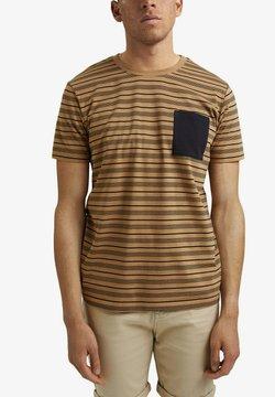 edc by Esprit - T-Shirt print - camel