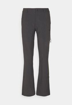 The North Face - EXPLORATION PANT - Kangashousut - asphalt grey