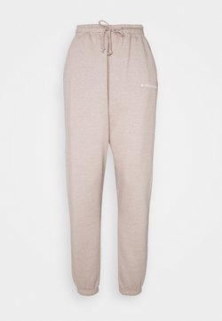 Missguided Tall - OVERSIZED JOGGER - Jogginghose - grey