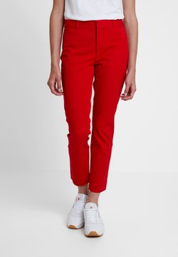 Banana Republic - SLOAN SOLIDS - Chinot - ultra red