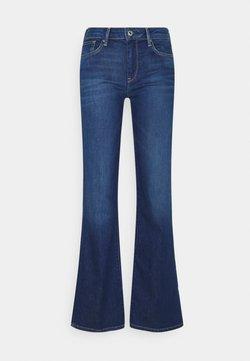 Pepe Jeans - AUBREY - Jeans a zampa - blue denim