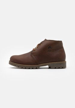 Panama Jack - BOTA IGLOO - Bottines à lacets - bark