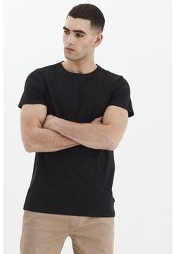 Solid - PEKO - T-Shirt basic - black
