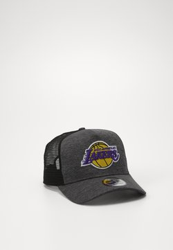 New Era - SHADOW TECH AFRAME TRUCKER - Lippalakki - grey heather