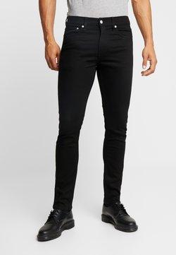 Calvin Klein Jeans - WEST CUT - Jean slim - stay black