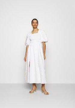 AllSaints - LIVI DRESS - Maxikleid - chalk white
