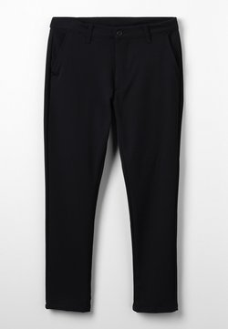 Grunt - DUDE ANKLE - Chinos - black