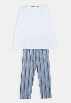 Tommy Hilfiger - PRINT - Pyjamas - white