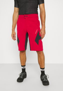 Zimtstern - TAURUZ EVO SHORT MENS - kurze Sporthose - jester red/pirate black