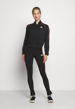 adidas Performance - BOMB SET - Trainingsanzug - black