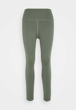 Good American - THE SEAMLESS LEGGING - Tights - agave