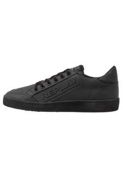 Replay - BURNSIDE - Sneaker low - black