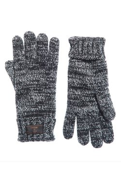 Superdry - STOCKHOLM GLOVE - Fingerhandschuh - black twist