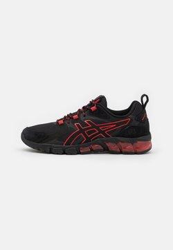 ASICS - GEL-QUANTUM 180 - Obuwie do biegania treningowe - black/classic red