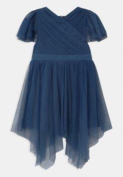 Anaya with love - WRAP HANKY HEM - Sukienka koktajlowa - indigo blue