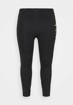 Nike Performance - AIR EPIC FAST 7/8 - Medias - black/silver