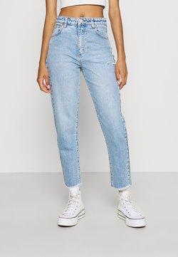 Abrand Jeans - HIGH SLIM - Slim fit -farkut - olivia eco
