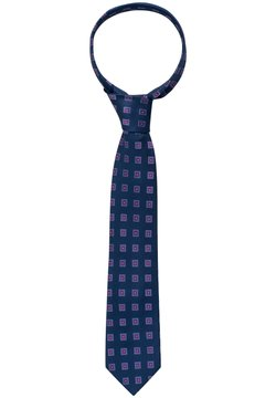 Eterna - Krawatte - blau/violett