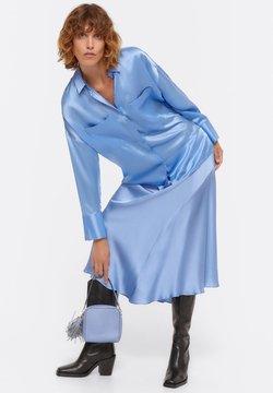 Uterqüe - Camicia - blue