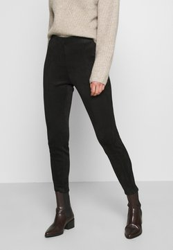 Noisy May - NMTALLY - Leggings - Hosen - black