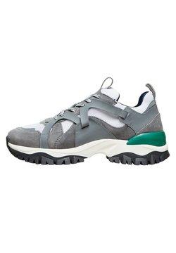 Selected Homme - SLHADAM  - Sneakers laag - grey
