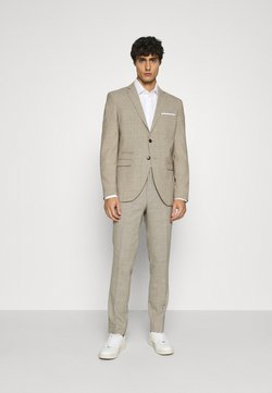 Selected Homme - SLHSLIM SUIT - Costume - sand