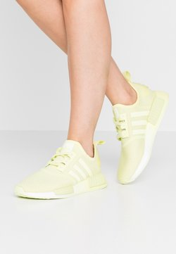 adidas Originals - NMD_R1  - Trainers - yellow tint/footwear white