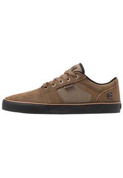 Etnies - BARGE - Sneakers laag - olive/black