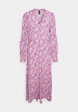 YAS - YASLILA LONG DRESS  - Maxiklänning - lilac