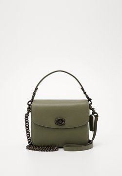 Coach - POLISHED PEBBLED CASSIE CROSSBODY - Torebka - light fern