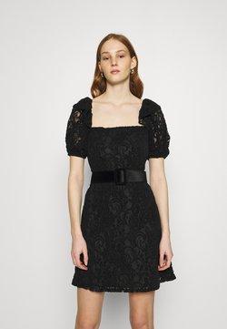 Fashion Union - ALOR - Sukienka koktajlowa - black