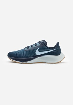 Nike Performance - AIR ZOOM PEGASUS 37 - Neutral running shoes - obsidian/celestine blue/ozone blue