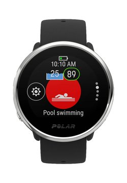 "Polar - POLAR FITNESSUHR MIT GPS ""IGNITE"" - Smartwatch - black"