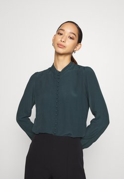 Vero Moda - JAPANISCHER - Camisa - ponderosa pine