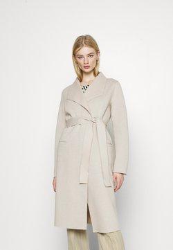 Vila - VIJUICE COAT - Klassinen takki - dove