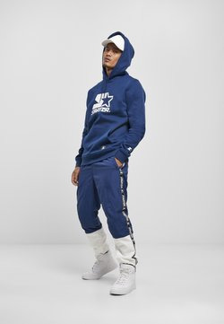 Urban Classics - STARTER  - Jogginghose - blue night/white