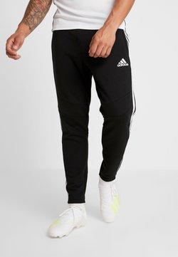 adidas Performance - TIRO 19 PANTS - Jogginghose - black/white