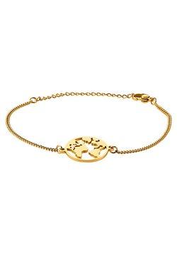 Heideman - WELTKUGEL GLOBUS - Armband - gold-coloured