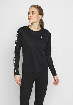 ASICS - KATAKANA - Camiseta de deporte - performance black