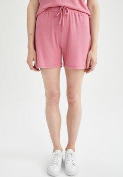DeFacto - REGULAR FIT  - Shortsit - pink