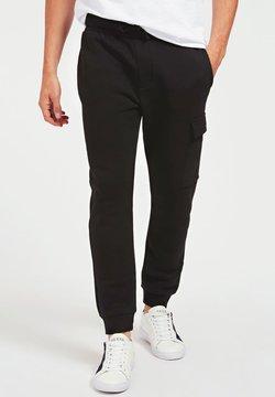 Guess - Jogginghose - schwarz