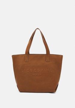 Liebeskind Berlin - HASHOPPEM - Shopping Bag - caramel