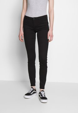 Noisy May - NMEVE JEANS - Jeans Skinny Fit - black